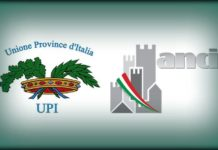 Anci nazionale e UPI loghi