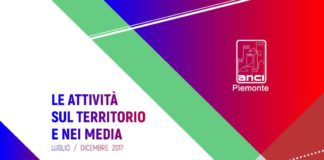 Report ANCI Piemonte II semestre 2017