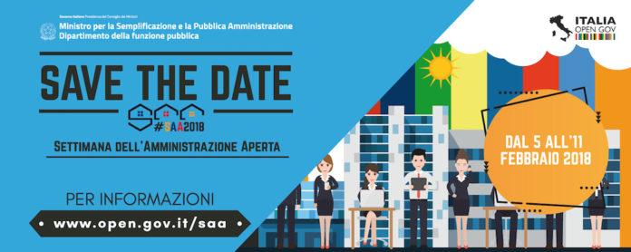 Settimana dell'amministrazione 2018