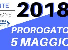 Piemonte innovazione Facebook proroga