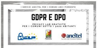 Banner ANCI ANCITEL su GDPR (1)