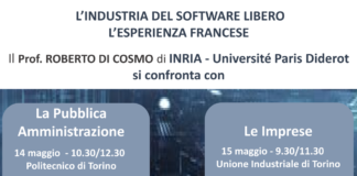 Industria del software libero