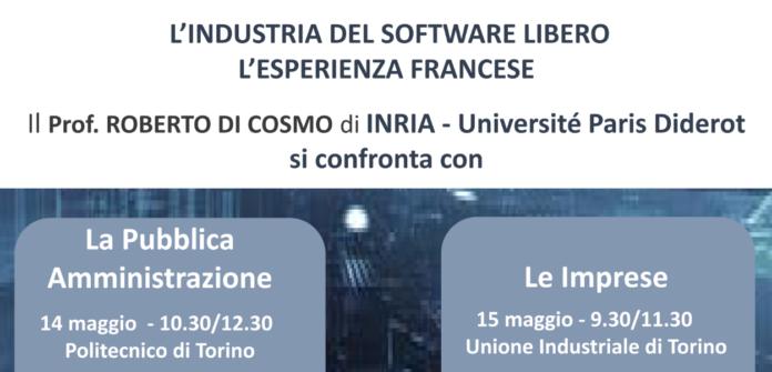 Industria del software libero