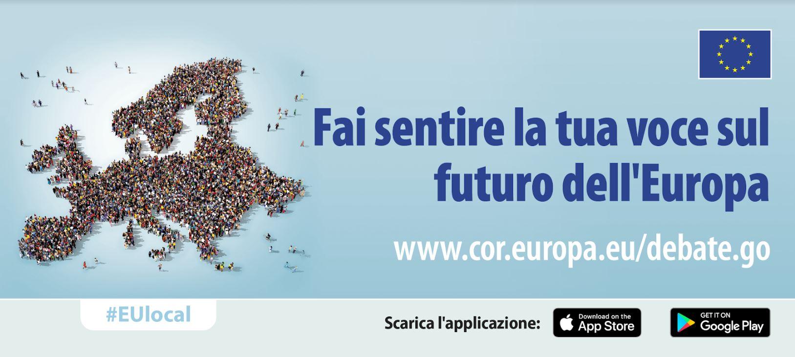 Paertecipa a Reflecting on Europe