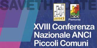 Save the date Piccoli COmuni