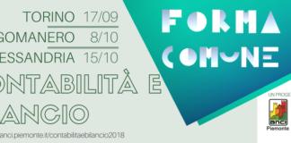 Cover di Forma Comune 2018 - Contabilità e bilancio
