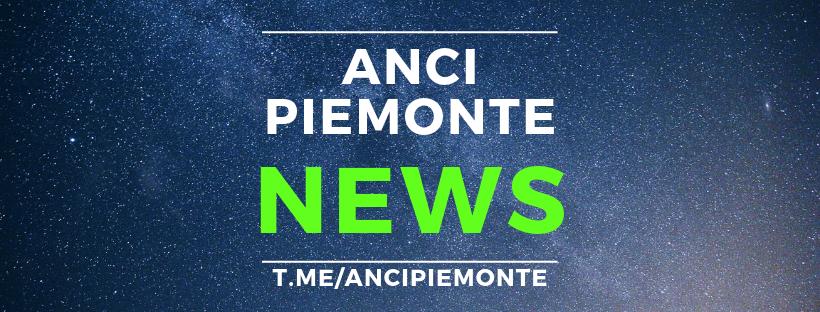 ANCI Piemonte News Telegram