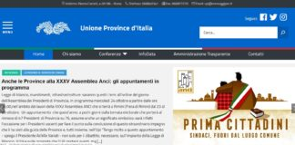 Nuovo sito UPI