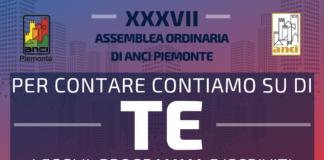 Save the date XXXVII Assemblea ANCI Piemonte