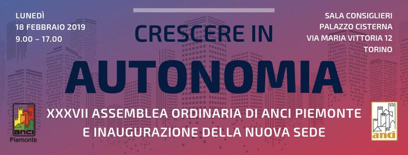 Slider XXXVII Assemblea ANCI Piemonte v10