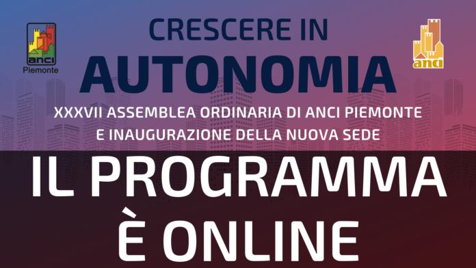 Animazione programma XXXVII Assemblea ANCI Piemonte v9