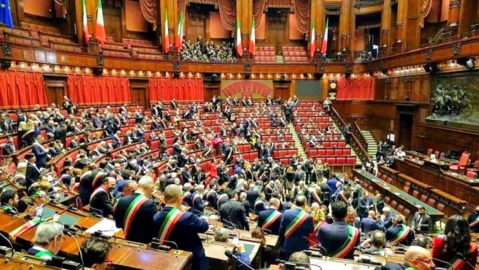 Sindaci in Parlamento