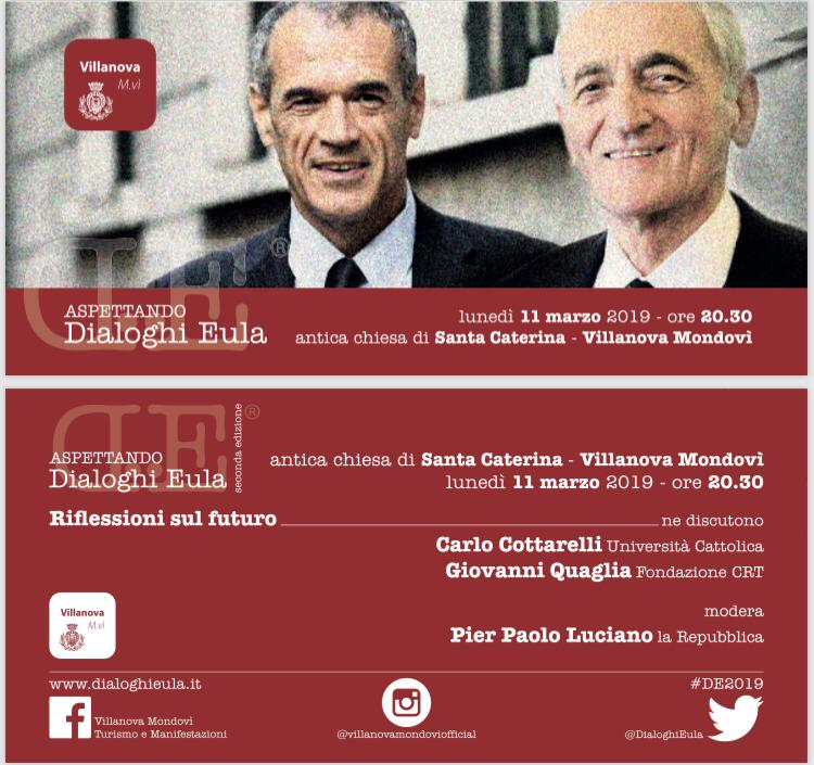 Dialoghi Eula 2019