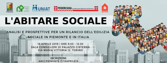 Copertina di l'abitare sociale (1)
