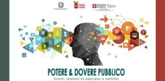 Potere e dovere pubblico