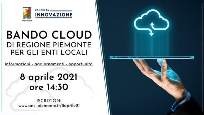 Bando Cloud - 8 aprile