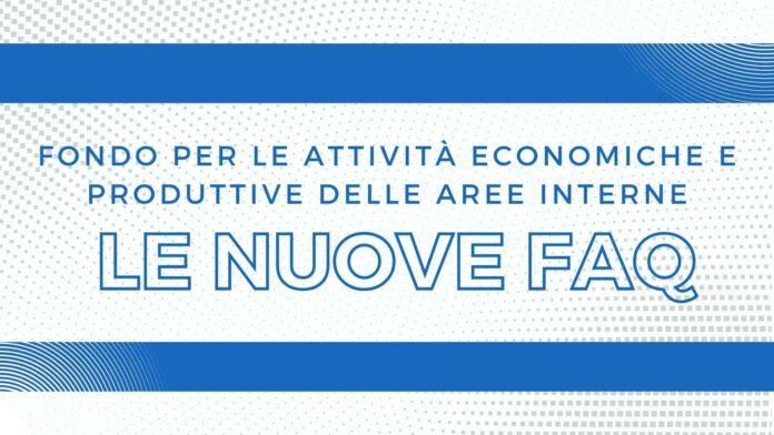 Fondo per le attività economiche e produttive delle aree interne