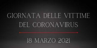 Giornata delle Vittime del Coronavirus