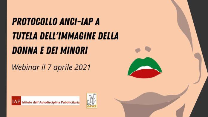 Protocollo ANCI-IAP a tutela dell'immagine della donna e dei minori