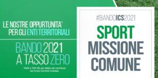 Sport Missione Comune 2021