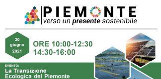 Piemonte verso un presente sostenibile