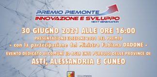 Presentazione Piemonte Innovazione 2021
