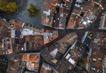 Urbanizzazione strada