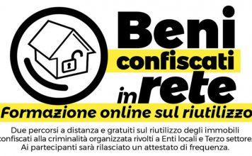 Beni confiscati in Rete
