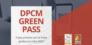 DPCM GREEN PASS linee guida